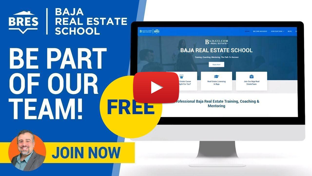 Baja Real Estate School