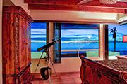Master Bedroom with Ocean Views