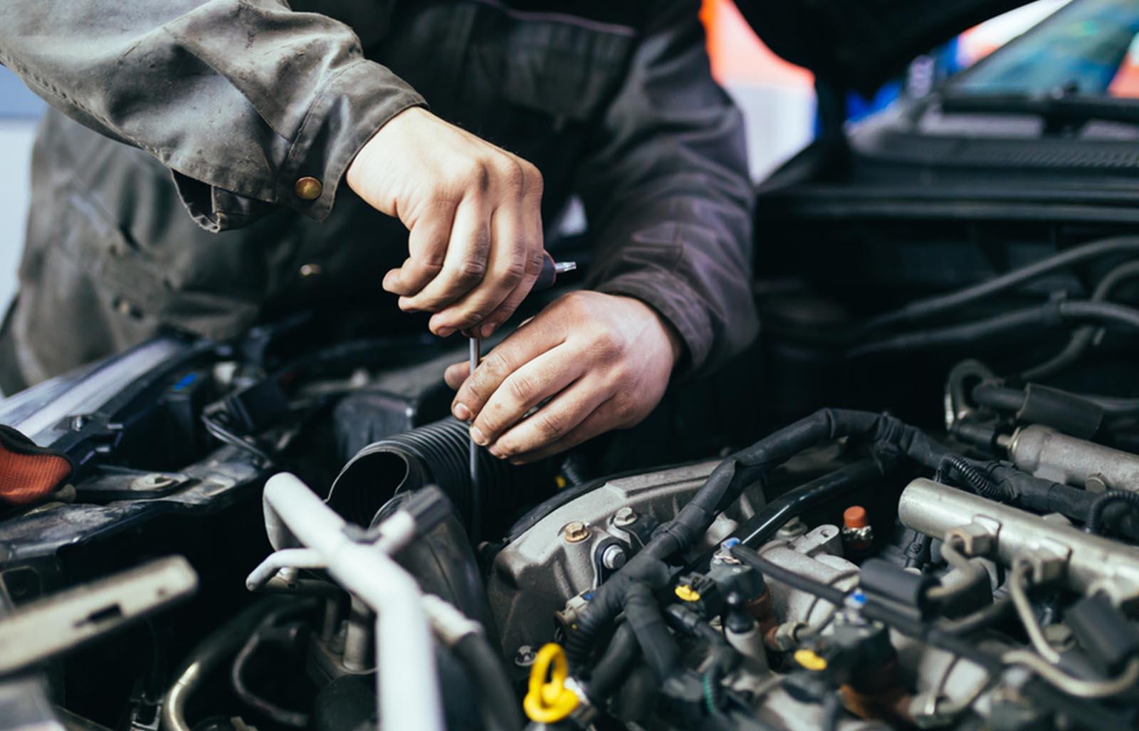 Mechanics in Rosarito