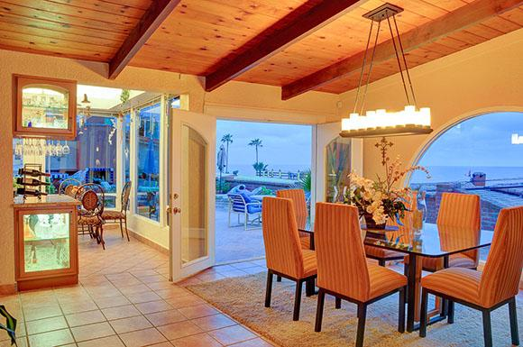 Ocean Views from Dinning Room