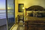 Bedroom with Ocean Views