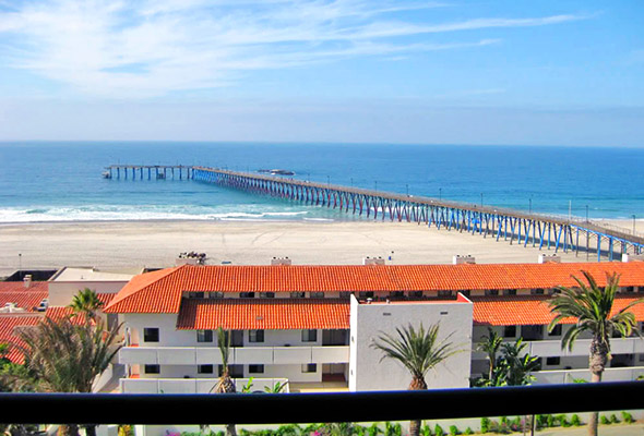 The Rosarito Beach Condo Hotel