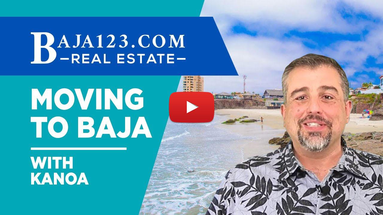 Moving to Baja