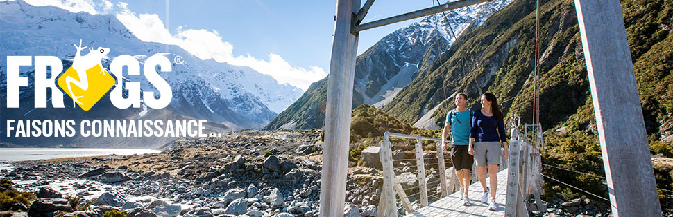 Demande de voyage en Nouvelle-Zélande