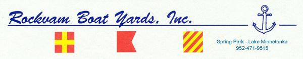 Rockvam Boat Yards, Inc - Logo