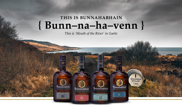 Bunnahabhain The Coterie