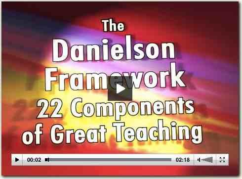 Charlotte Danielson's Teaching Framework3