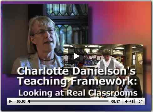 Charlotte Danielson's Teaching Framework2