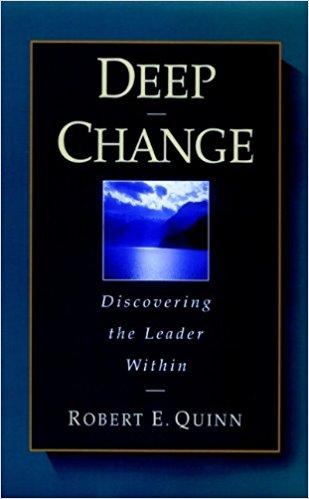 Deep Change by Robert E.