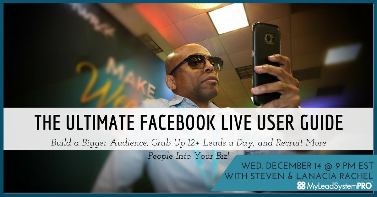FB Live!