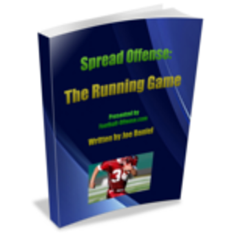 Spread Offense: The Running Game eBook Image