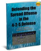 Defending the Spread Offense in the 4-2-5 Defense Bundle Image
