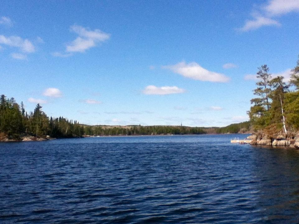 Open Water in the BWCA