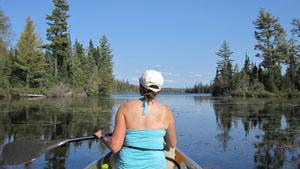 paddling the bwca