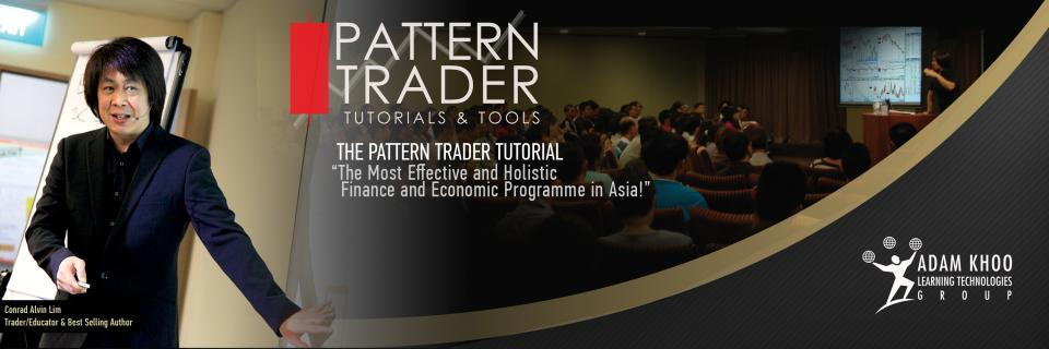 Conrad Alvin Lim 3-Hour Pattern Trader Introductory Seminar