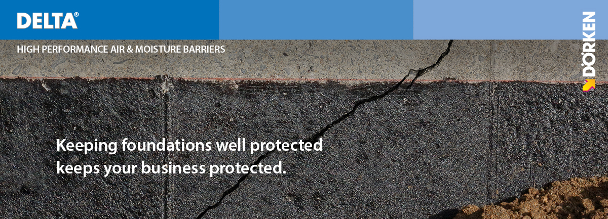 Keep foundations protected