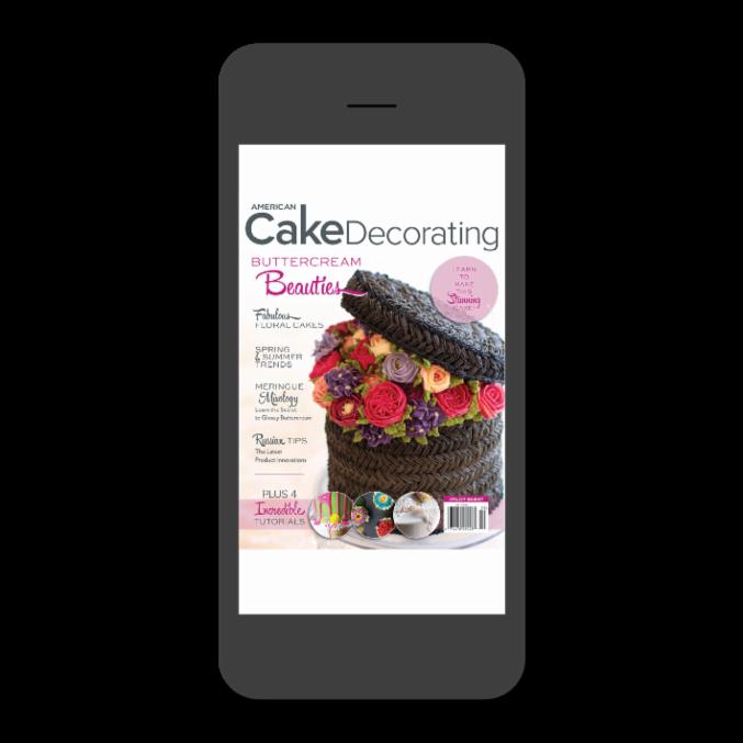 American Cake Decorating Digital March/April 2017