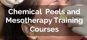 Chemical Peel and Mesotherapy Courses