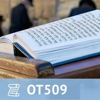 22, OT 509 The Christian and OT Theology thumbnail