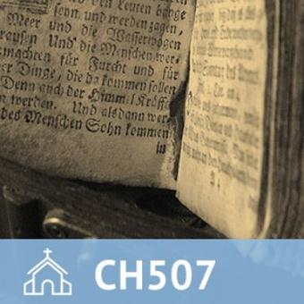6, CH 507 The History of the Church Since the Reformation thumbnail