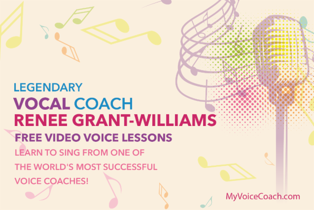 Learn to Sing from Legendary Voice Coach Renee Grant-Williams