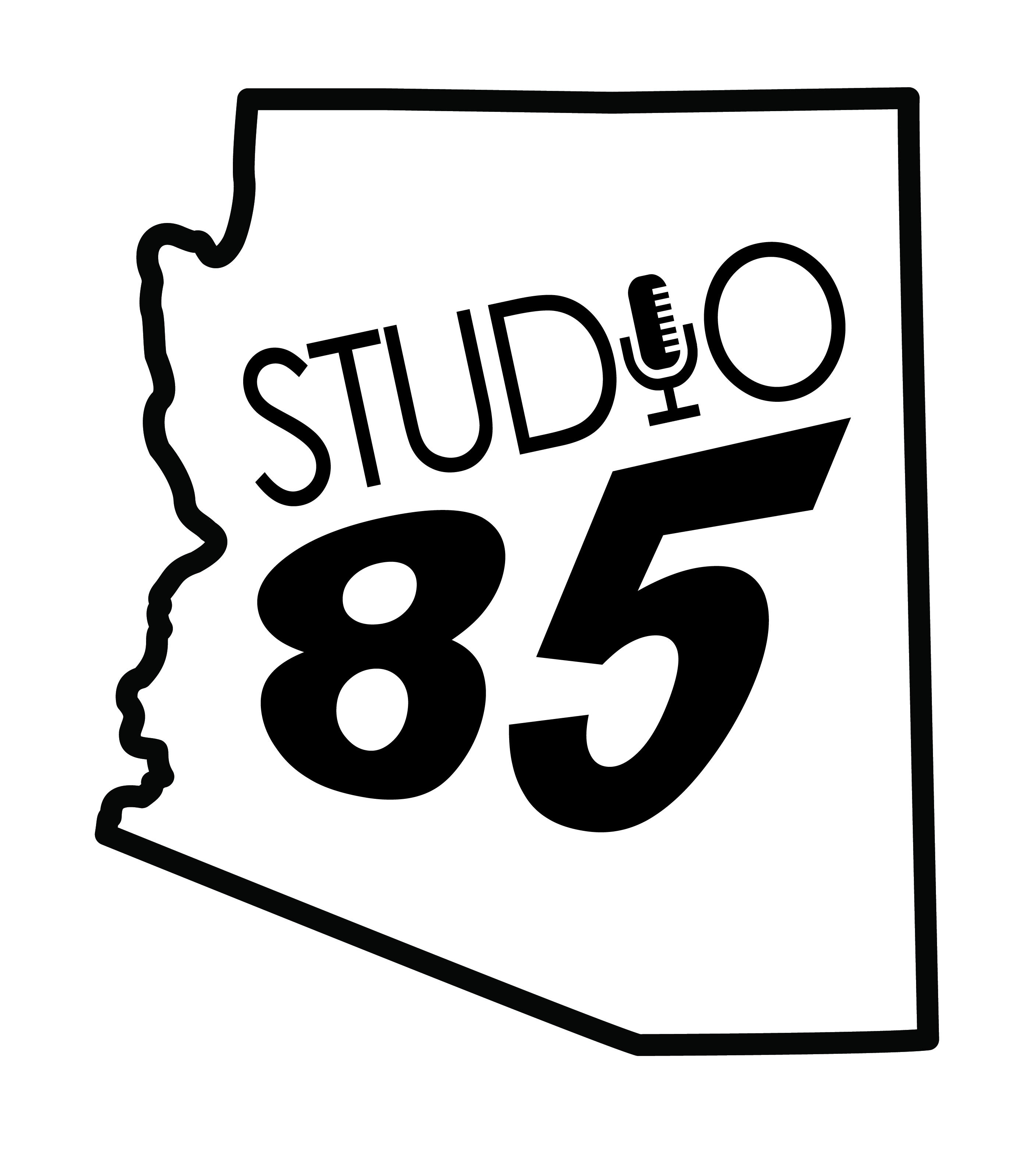 Studio 85 logo