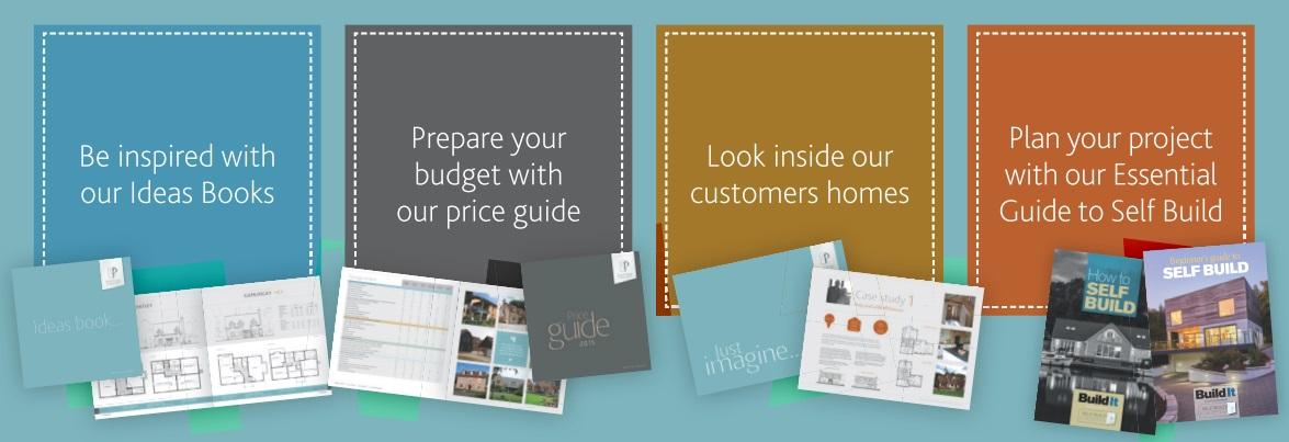 Potton brochures
