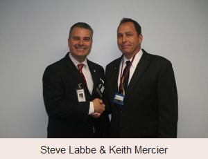 Steve Labbe & Keith Mercier