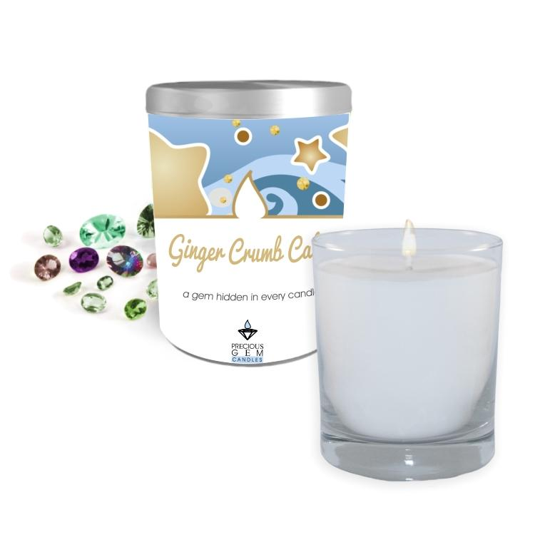 Ginger Crumb Cake Candle