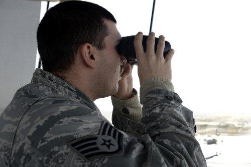 USAF Air Traffic Controller