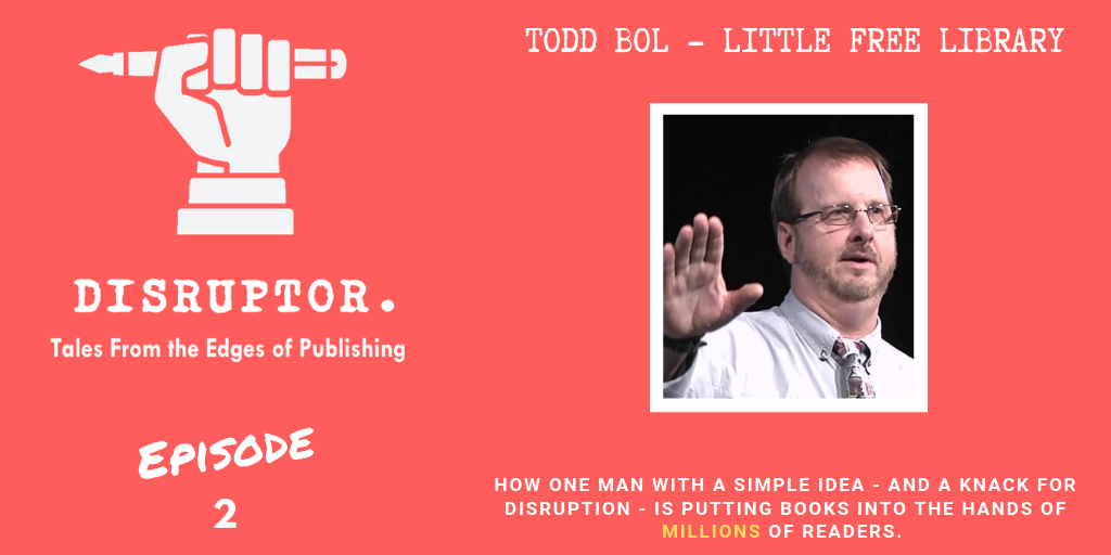 Todd Bol, Little Free Lib