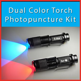 Dual Color Photopuncture Kit thumbnail