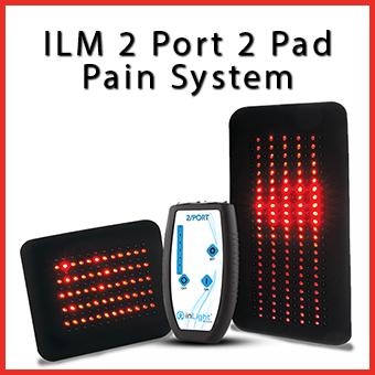 ILM 2 Port 2 Pad Pain System thumbnail
