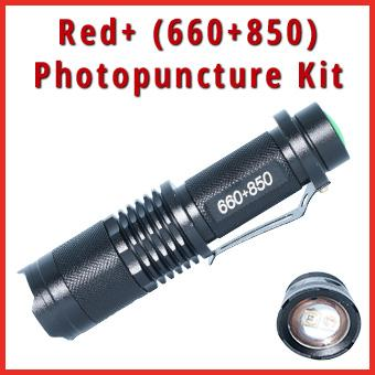 Red+ Photopuncture Torch Kit thumbnail