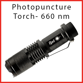 660nm Red Photopuncture Torch thumbnail