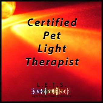 Certified Pet Light Therapist (CPLT) thumbnail