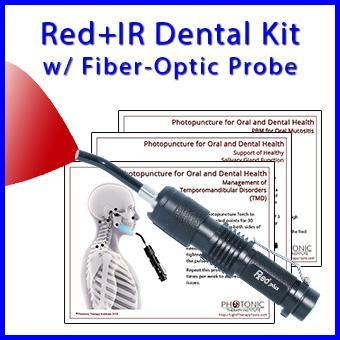 Red Plus Dental Kit with Fiber Optic Probe thumbnail
