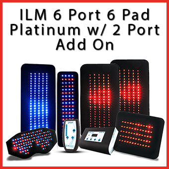 ILM 6 Port 6 Pad Platinum System thumbnail