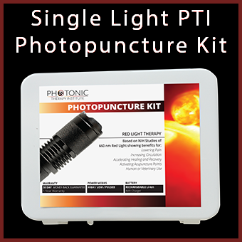 Single Red Torch Photopuncture Kit thumbnail
