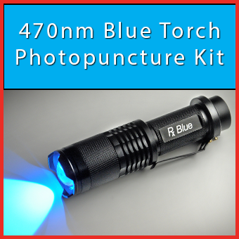 Blue Photopuncture Torch Kit thumbnail