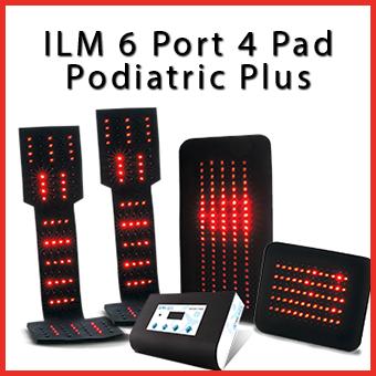 ILM 6 Port 4 Pad Podiatric Plus thumbnail