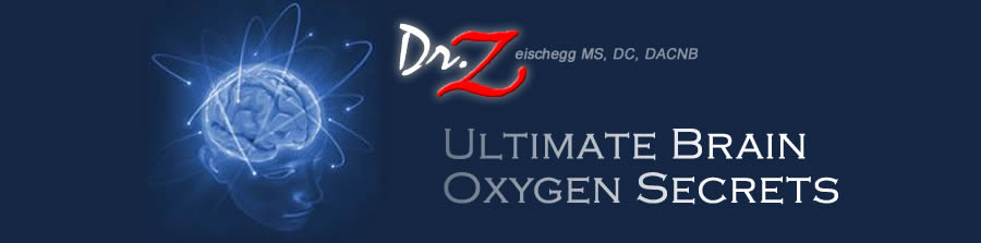 Dr. Z's Ultimate Brain Oxygen Secrets Banner