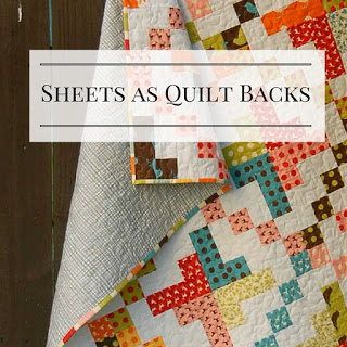 Flat Sheets as Quilt Backings? - TheQuiltShow.com : how to back a quilt - Adamdwight.com