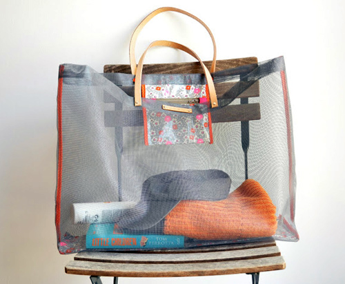 Mark Lipinski Loves this Beach Bag - TheQuiltShow.com