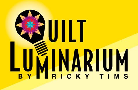 Quilt Luminarium Logo