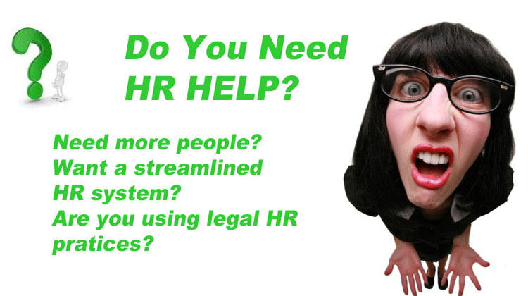 do you need HR help