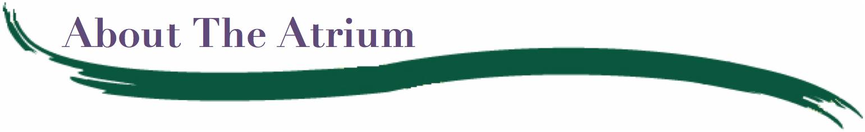 About The Atrium