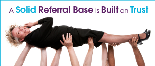 Home Care Referral Marketing