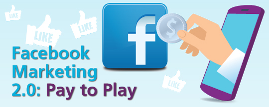 Facebook Marketing 2.0: Pay to Play