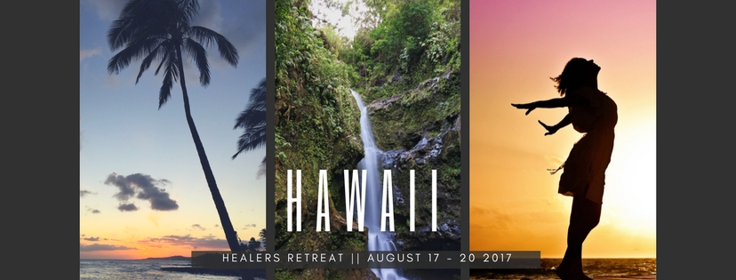 Healers Retreat Hawaii 2017